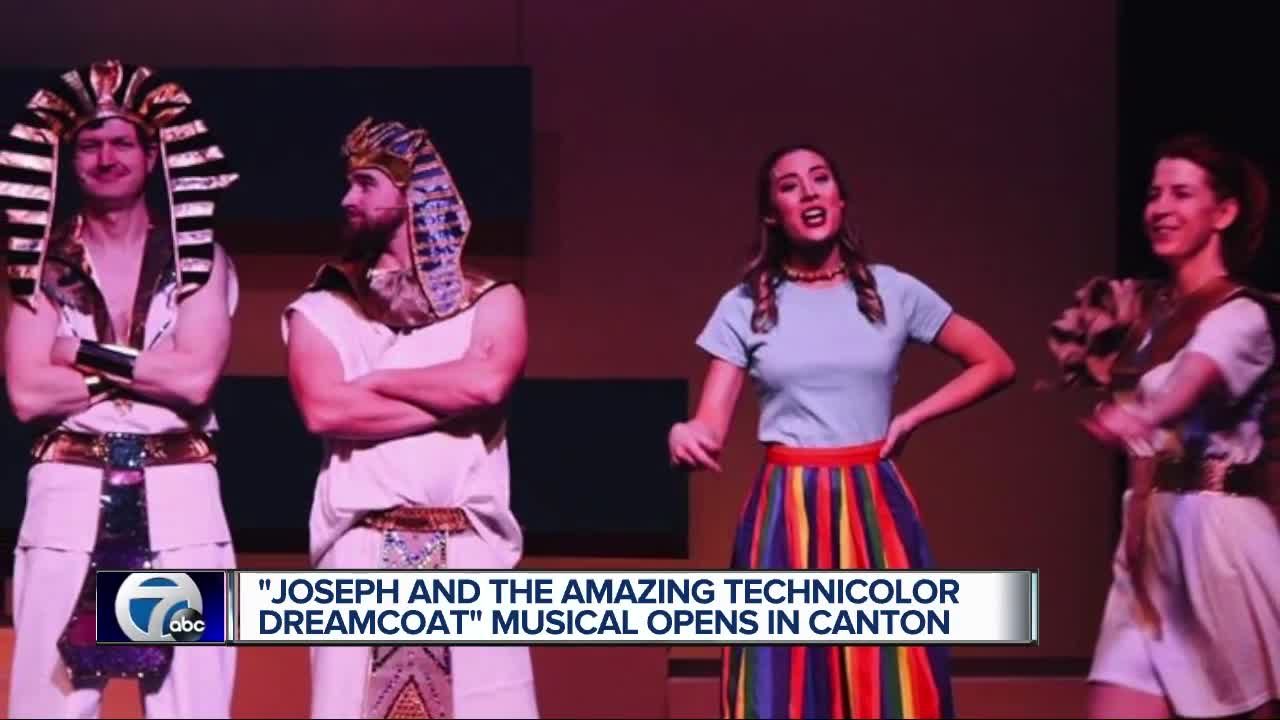 Genesis Cherry Hill >> This Canton musical reimagines the biblical story of Joseph's 'coat of many colors'