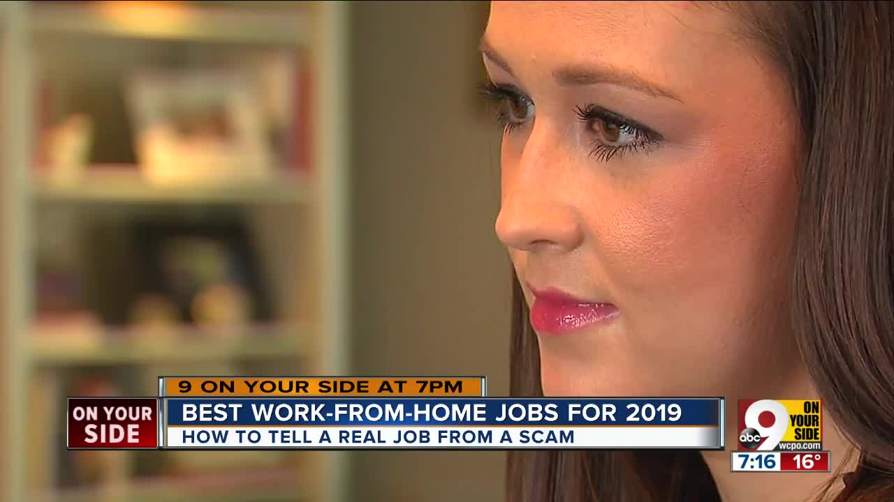 John Matarese: The best work-from-home jobs of 2019