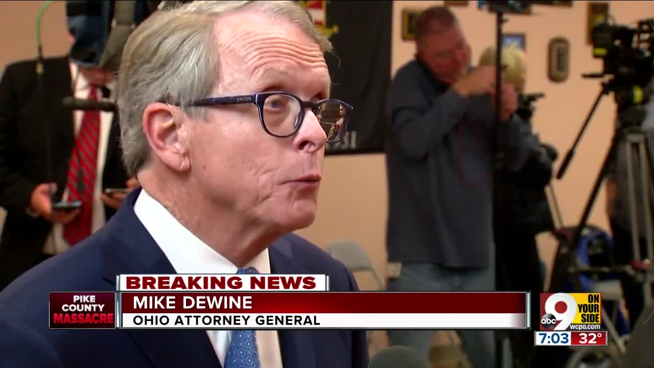 DeWine: Wagner family meticulously planned Pike County