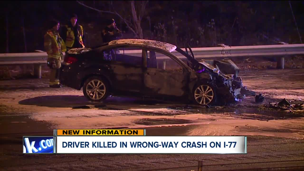 87-year-old man from Green dies in head-on crash with
