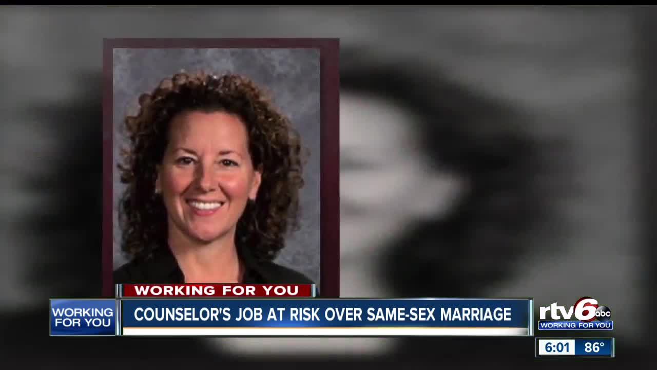 College sexual guidance counselor