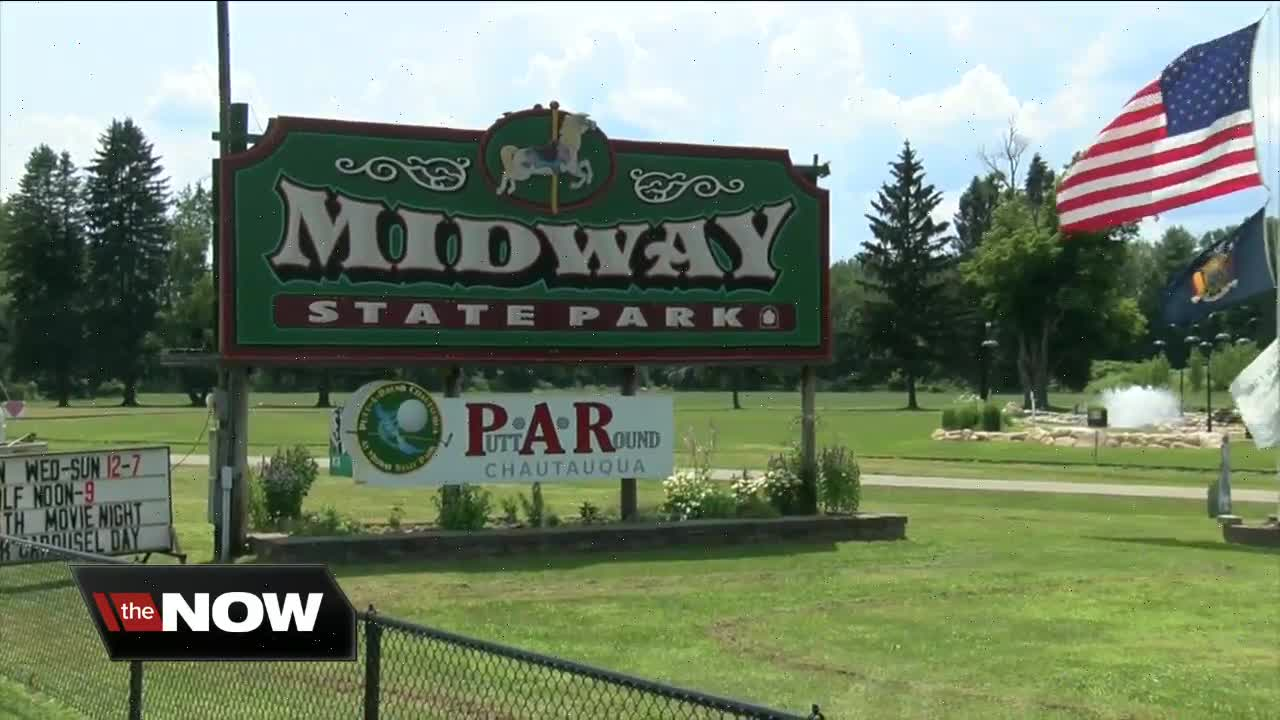 Midway State Park providing family fun for over a century