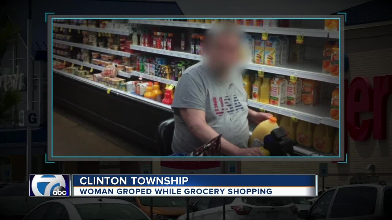 Fine Police Investigating Woman Groped At Clinton Township Meijer Ibusinesslaw Wood Chair Design Ideas Ibusinesslaworg