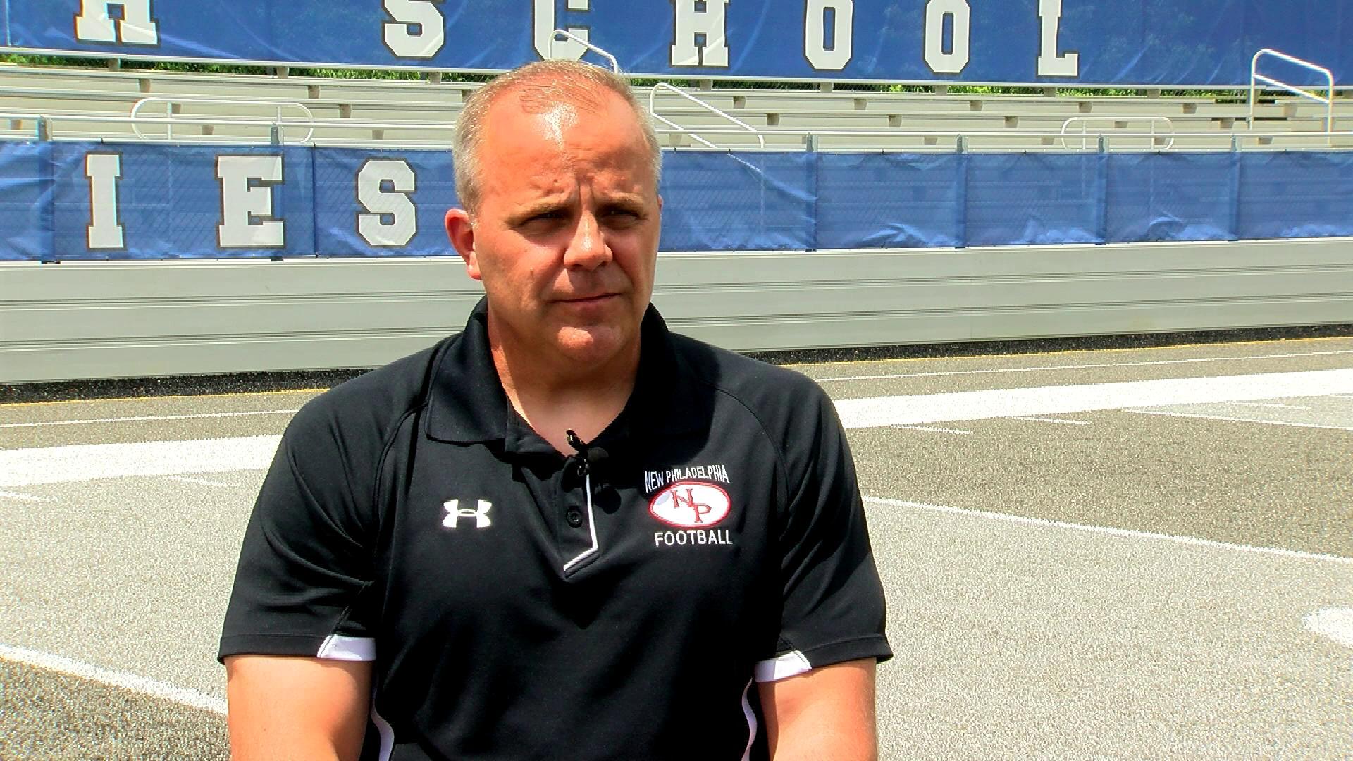 Coach Matt Dennison