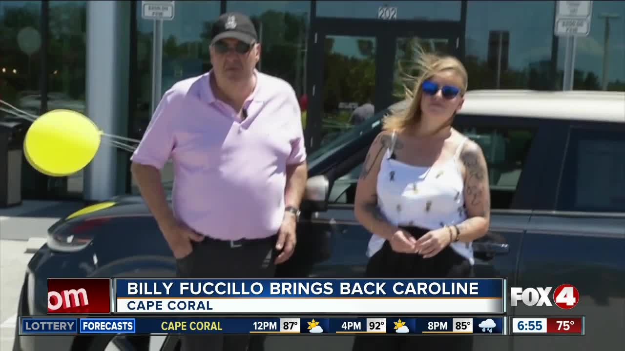 Caroline returns to commercials for Fuccillo Kia Cape Coral