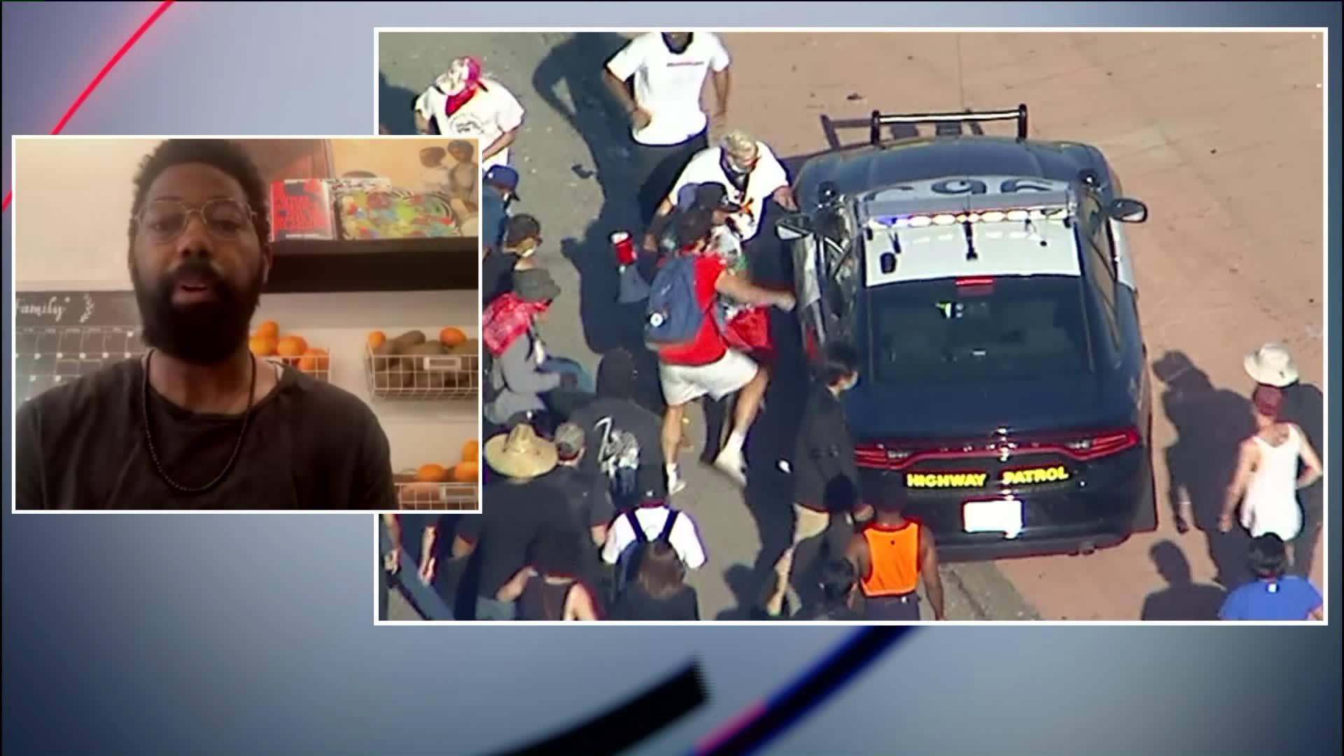 4 US cops sacked after black man George Floyd dies in Minneapolis as one of them kneels on his neck