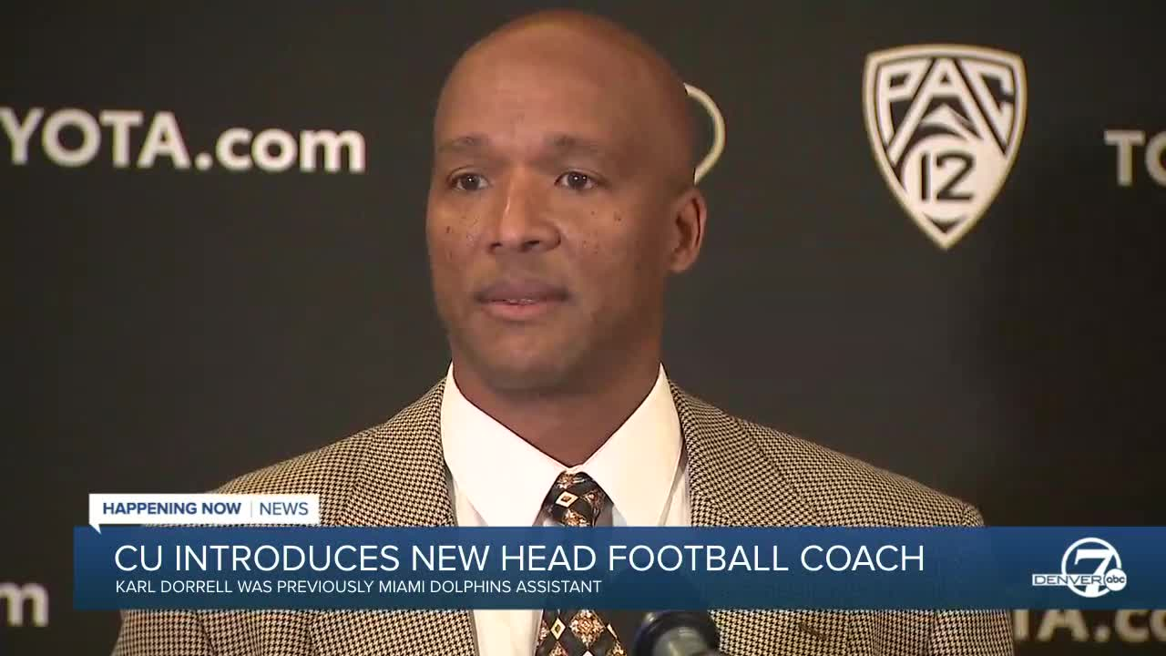 Karl Dorrell to be next Colorado head coach