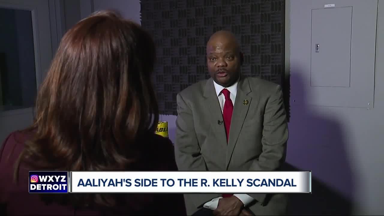 Aaliyah's former lawyer says he tried to speak out after