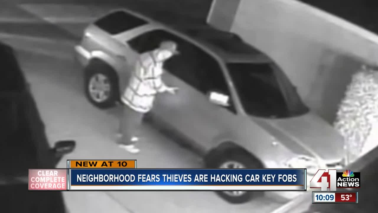 volker neighbors concerned car key fobs are being hacked