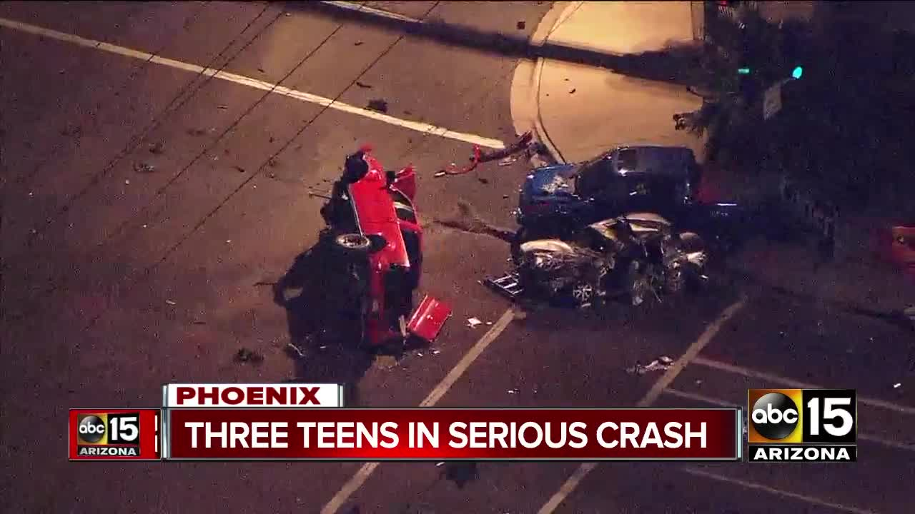 17 Year Old Dies In Car Accident