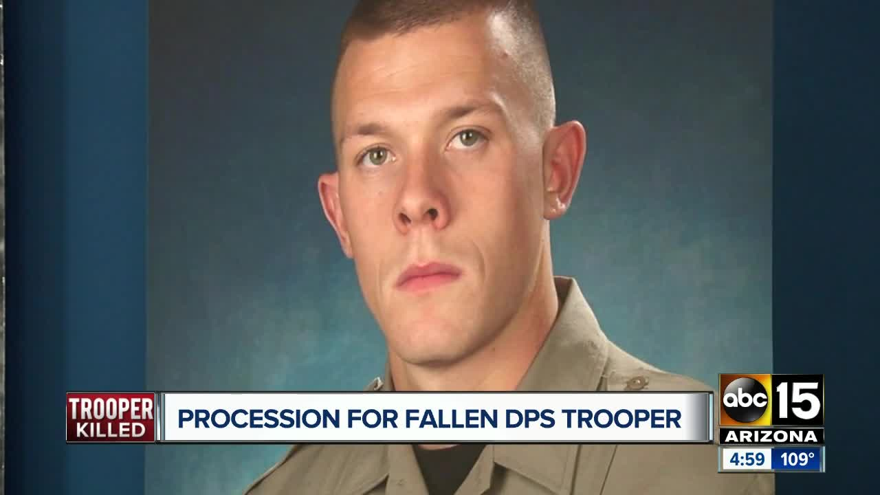 Arizona DPS trooper killed, 2 others hurt in shooting on