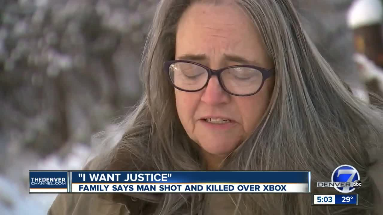 Family says Colorado man killed in Xbox sale gone wrong