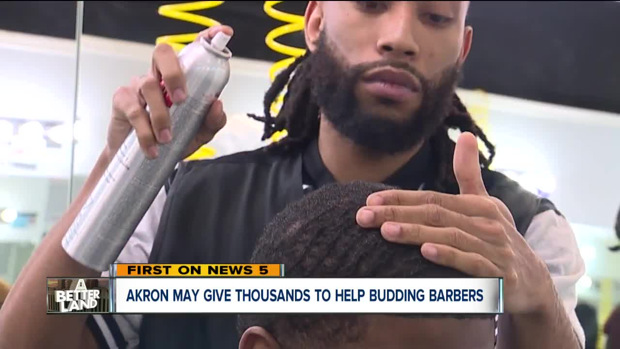 Beyond Expectations Barber College