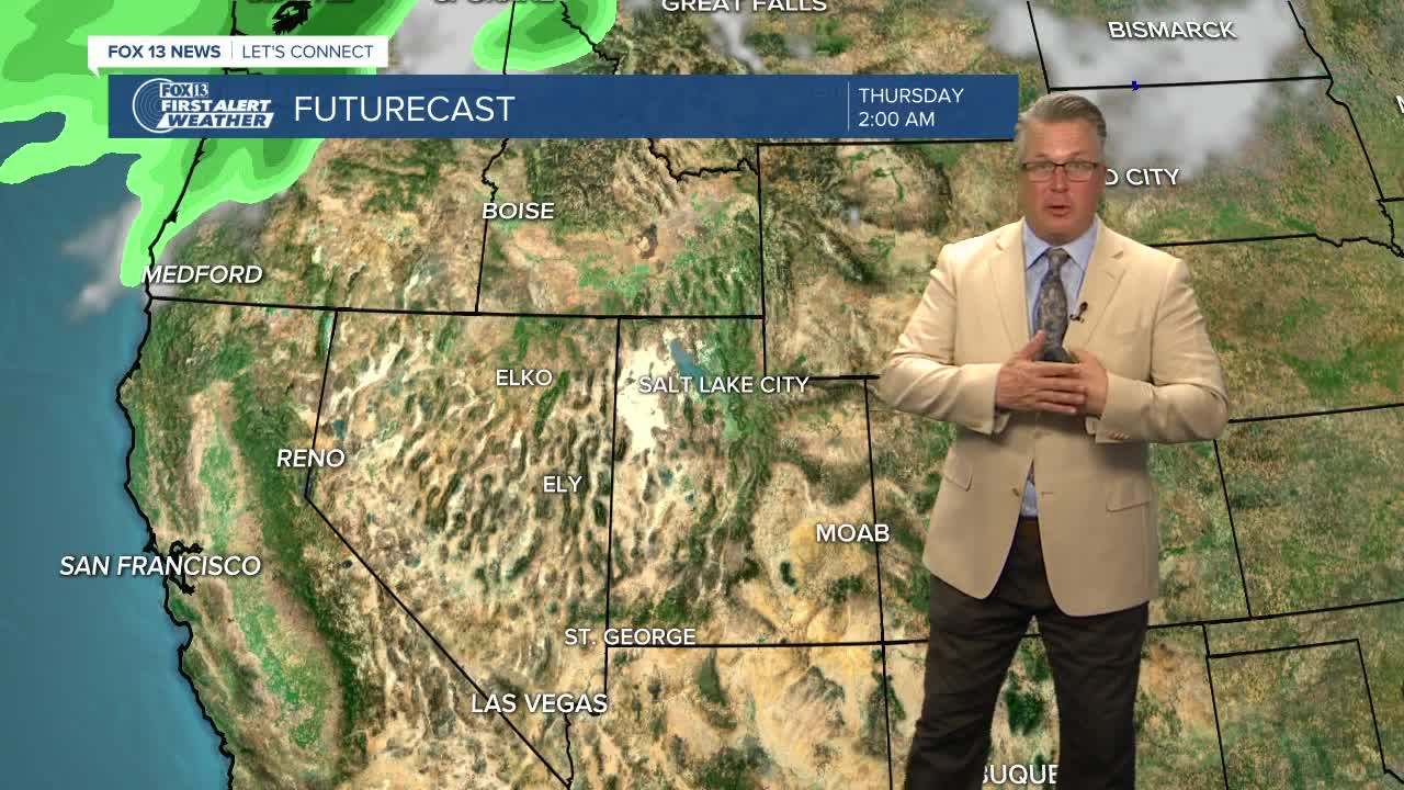 Election Day will be warm but cooler weather is on the way