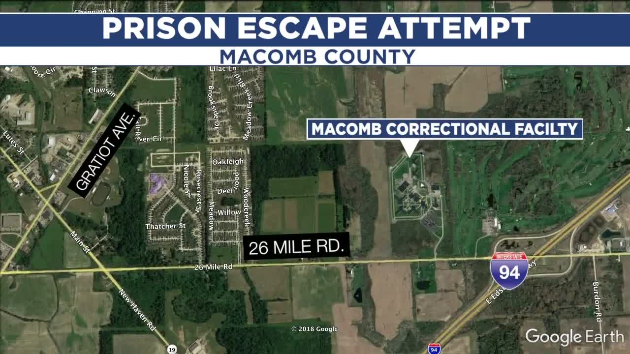 Inmates use makeshift dummies in plan to escape from Ma b prison