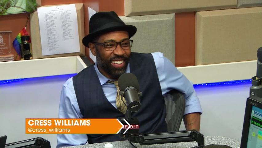 Cress williams dating