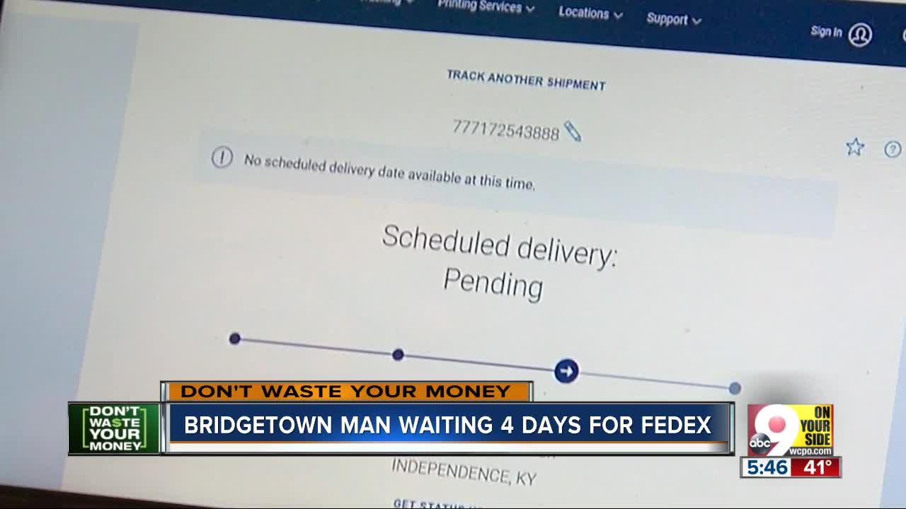 Fedex Delivery Days >> Fedex Customers Complain Of Long Delivery Delays