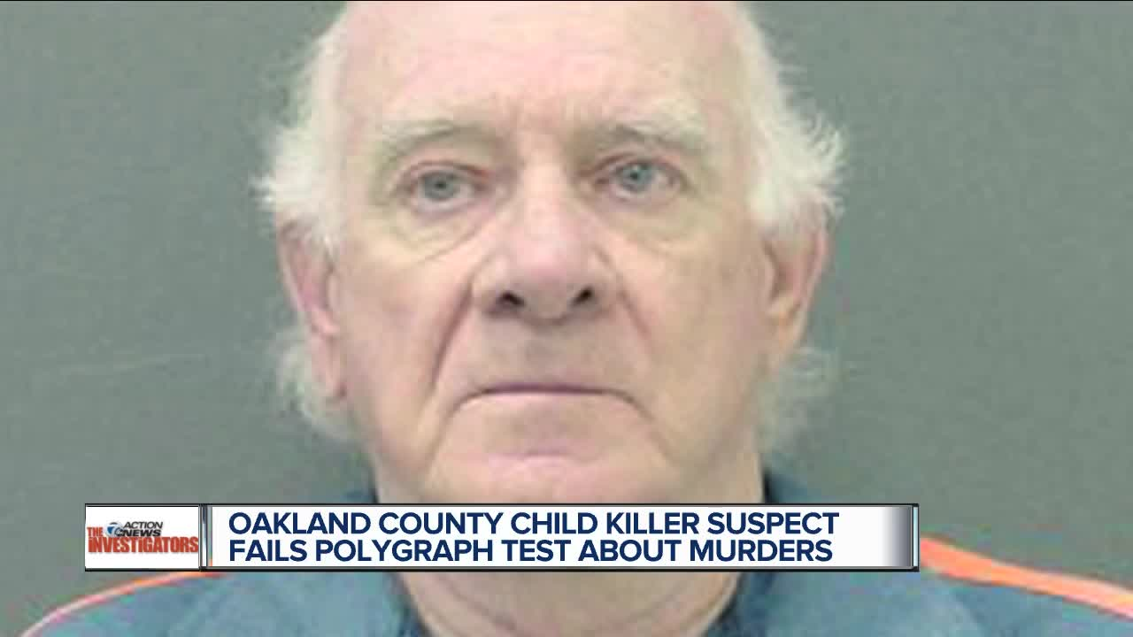 Investigation reveals Oakland Co  Child Killer suspect