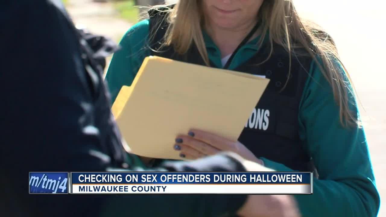 wisconsin sex offender halloween restrictions in Bakersfield