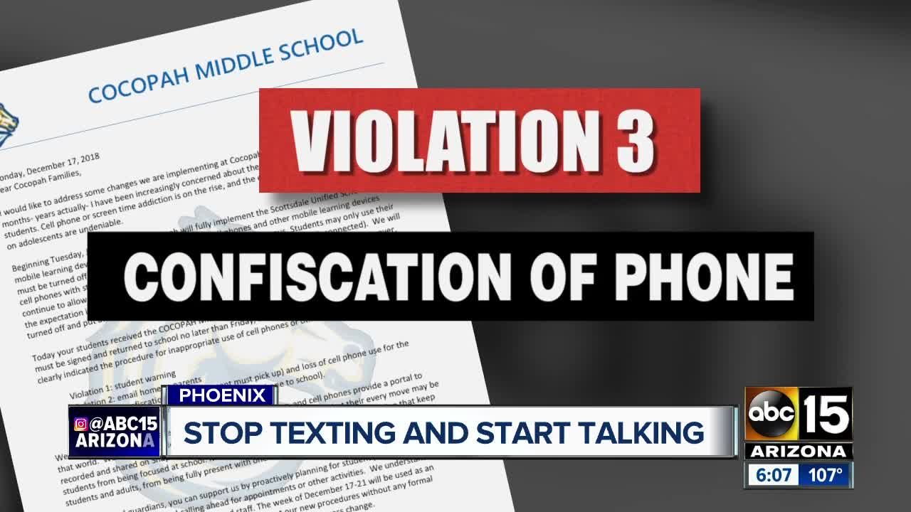 Valley schools tightening rules, punishments for student