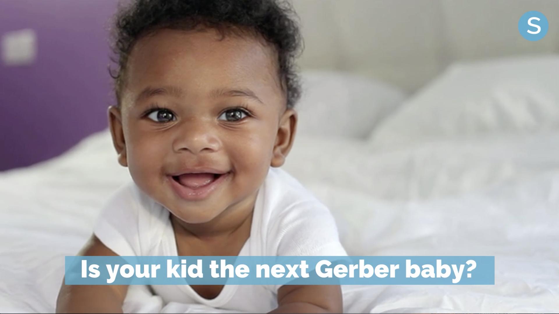 Gerber Seeks New Gerber Baby - Simplemost