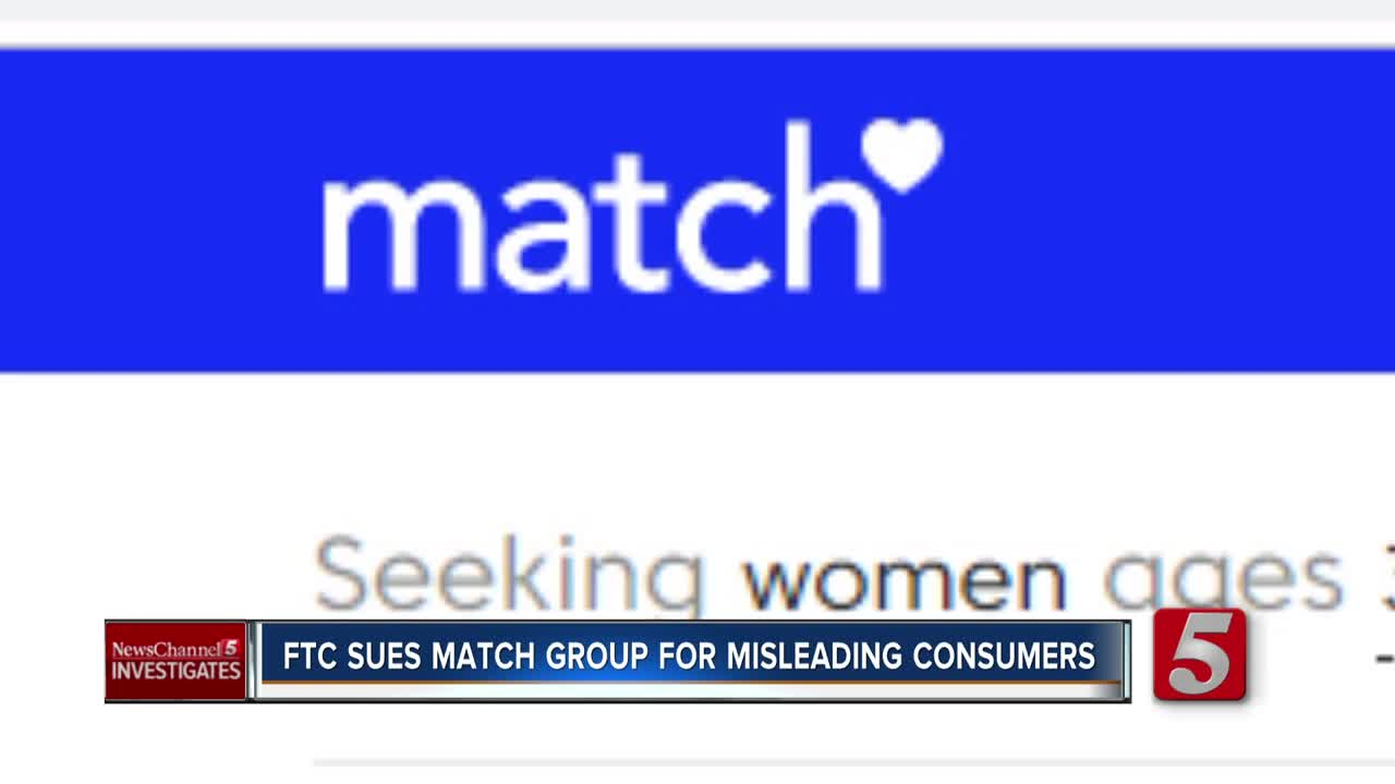 FTC Sues Match.com for Alleged Deceptive and Unfair Business Practices
