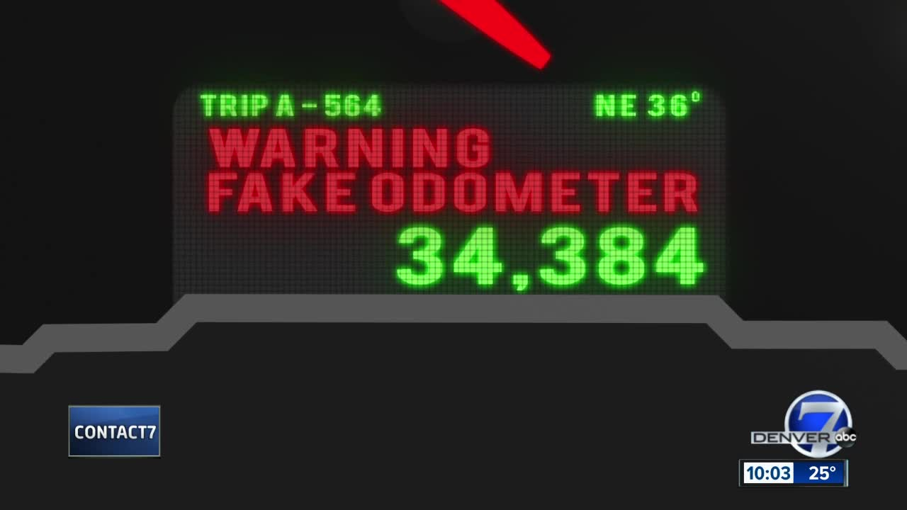 How to spot odometer rollback fraud on your used vehicle