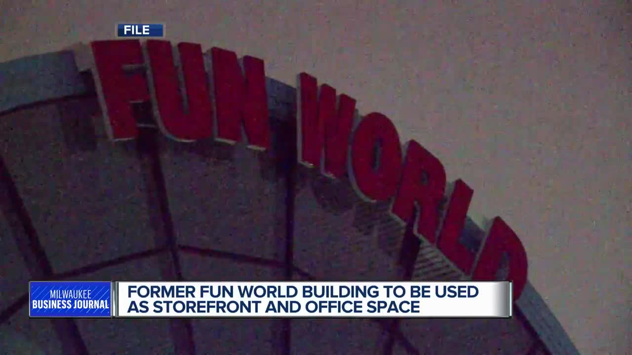 d1cac5ac0a54 Former Fun World building to be used as storefront