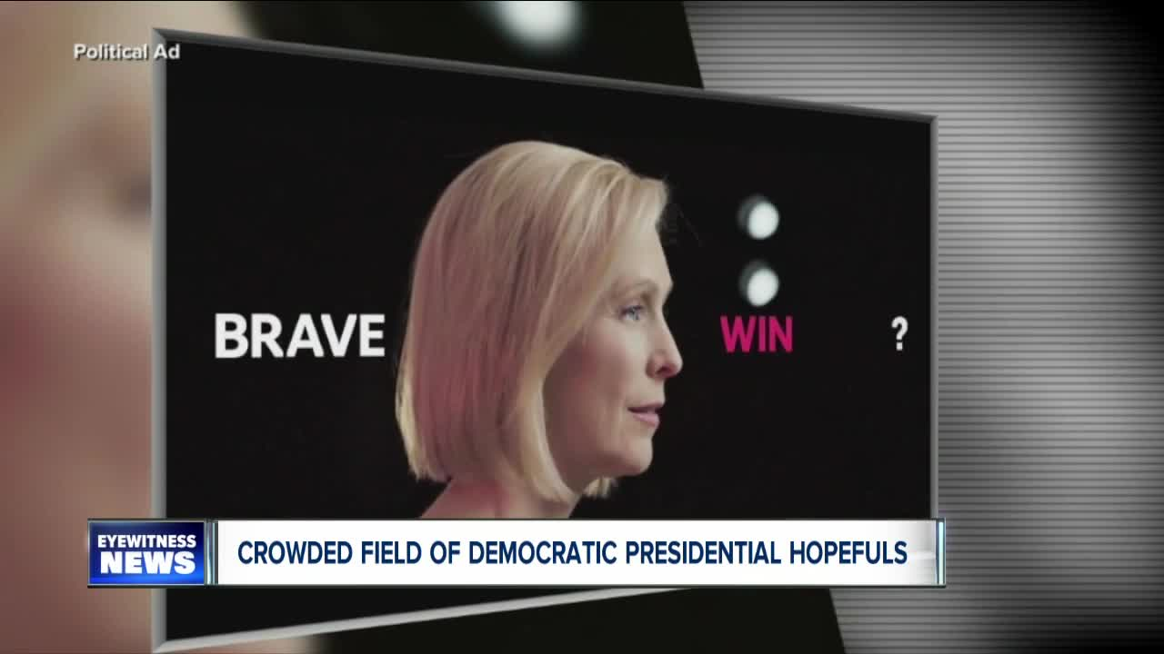 Campaign: Dems Beto O'Rourke and Kirsten Gillibrand Visit Michigan Today