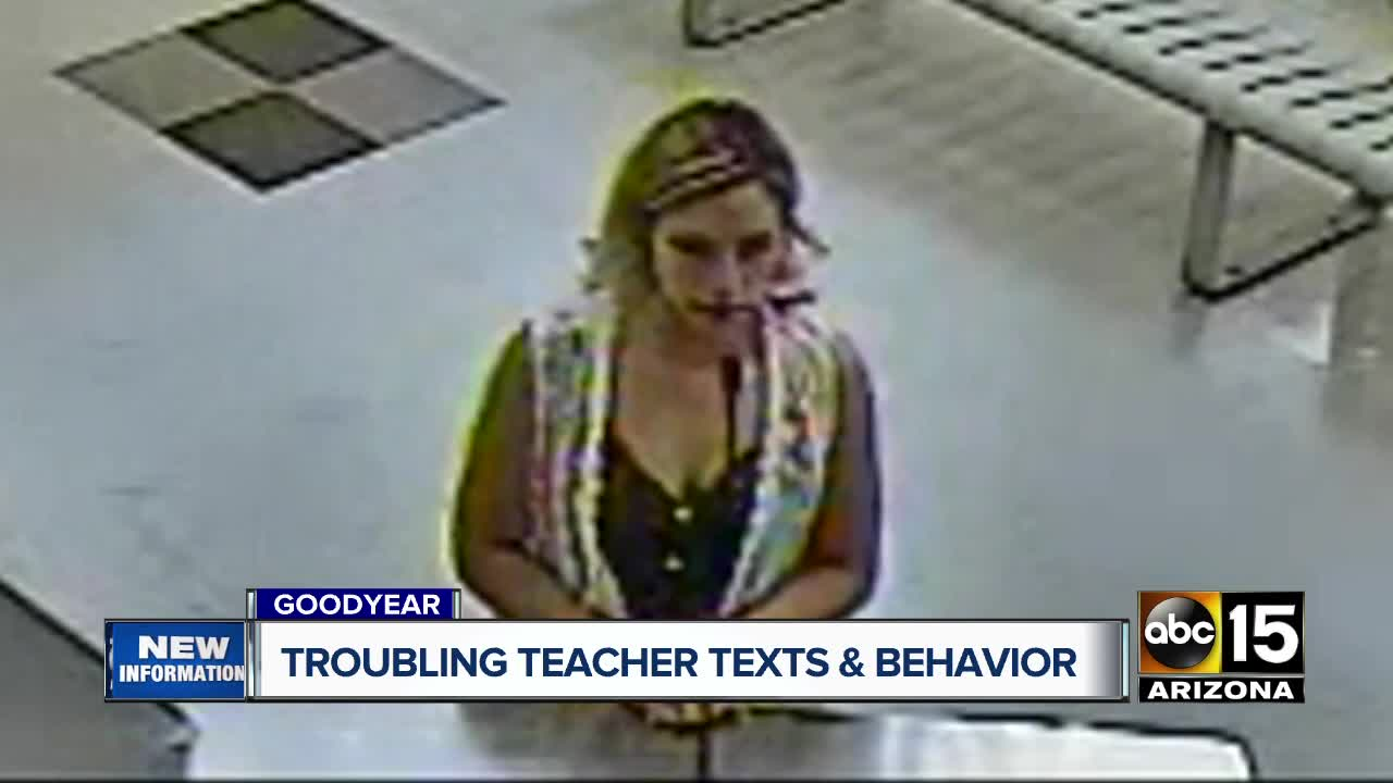 Arizona teacher gets 20 years for sexual abuse