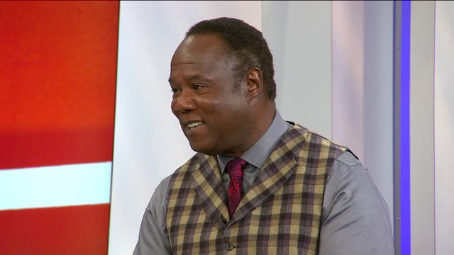Actor Isiah Whitlock Jr. talks about the Santa Project Party to help ...