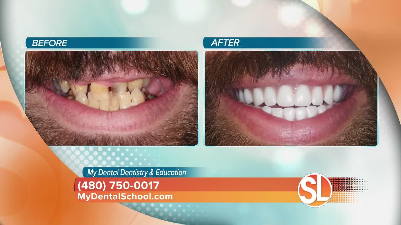 My Dental Dentistry & Education honors veteran smile