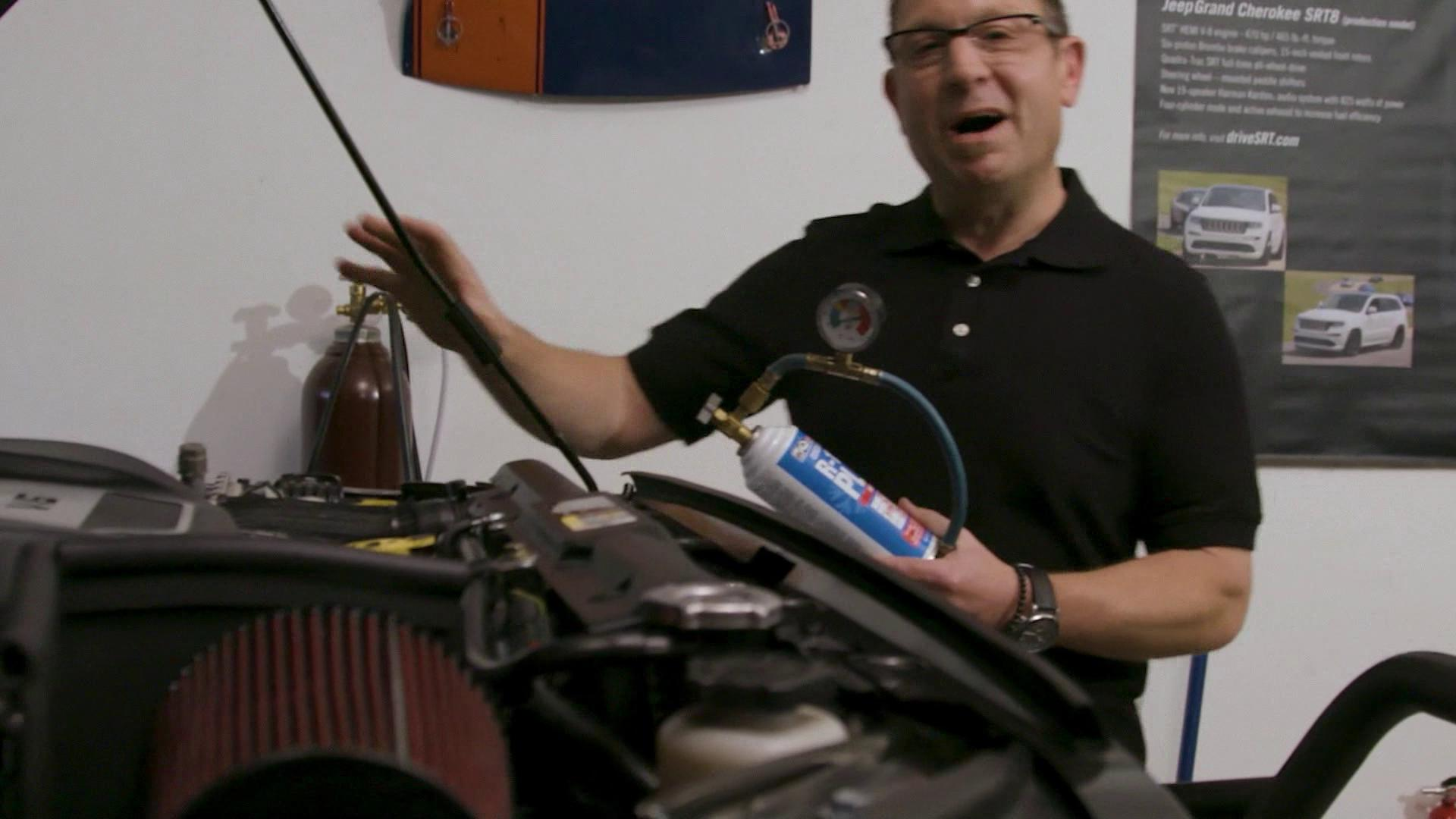 Auto Matters: Servicing Your AC