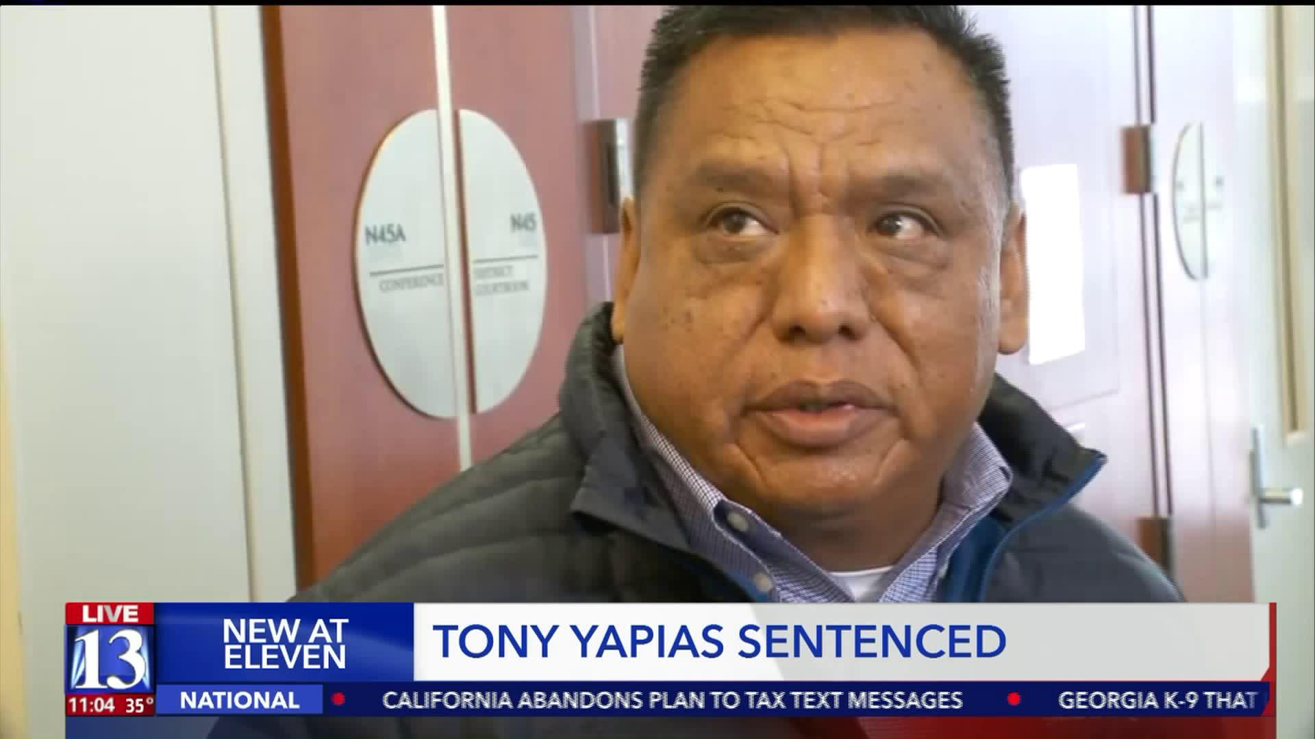 Tony yapias rape