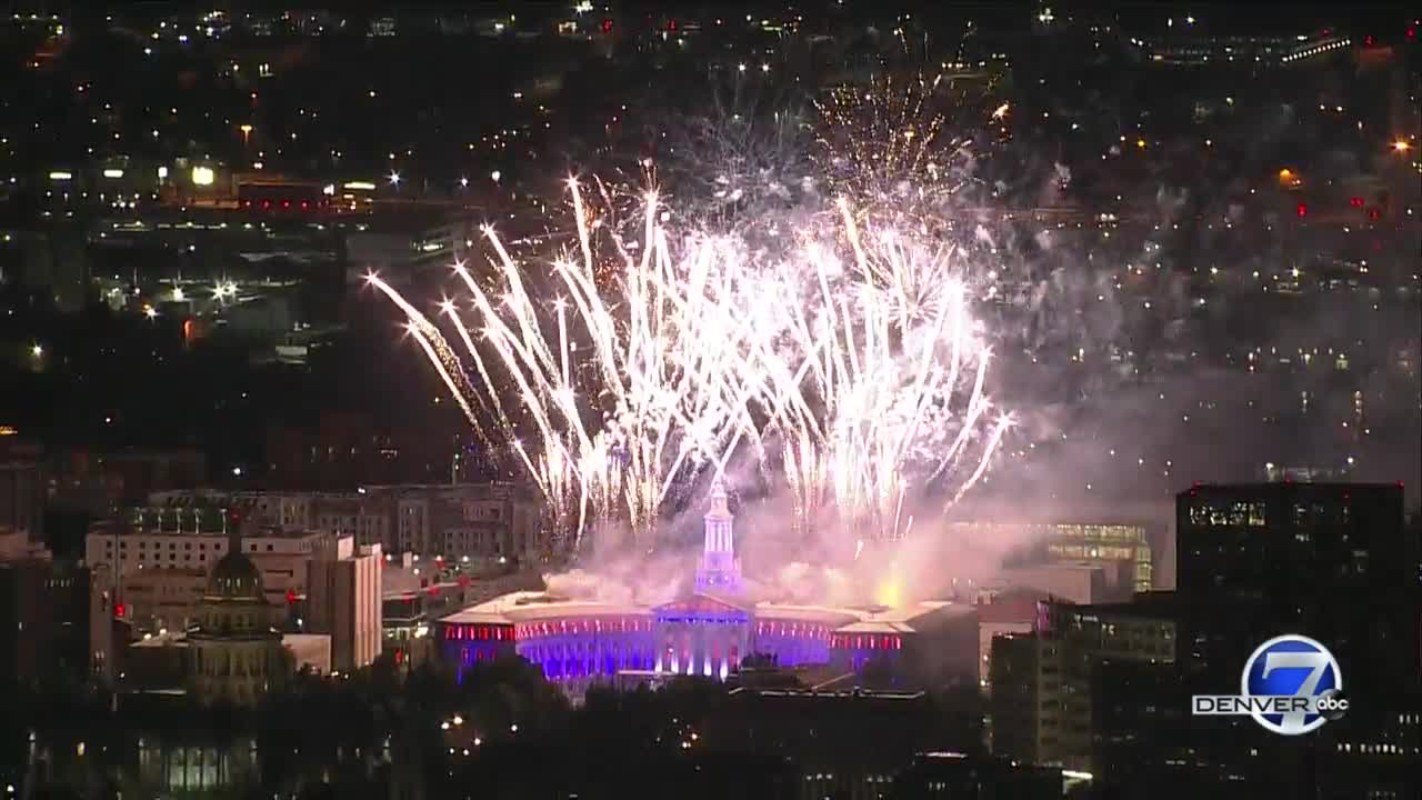 Here are the 4th of July fireworks shows, celebrations