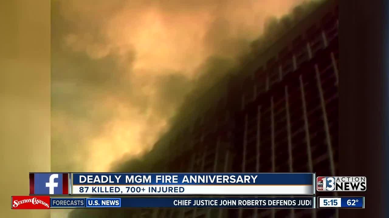 mgm fire