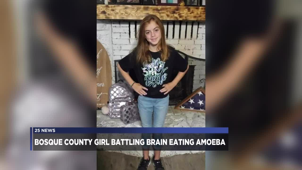 Brain-Eating Amoeba Infected to Texas Girl