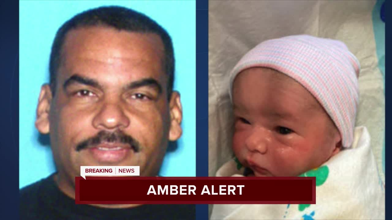AMBER Alert issued for missing Florida newborn