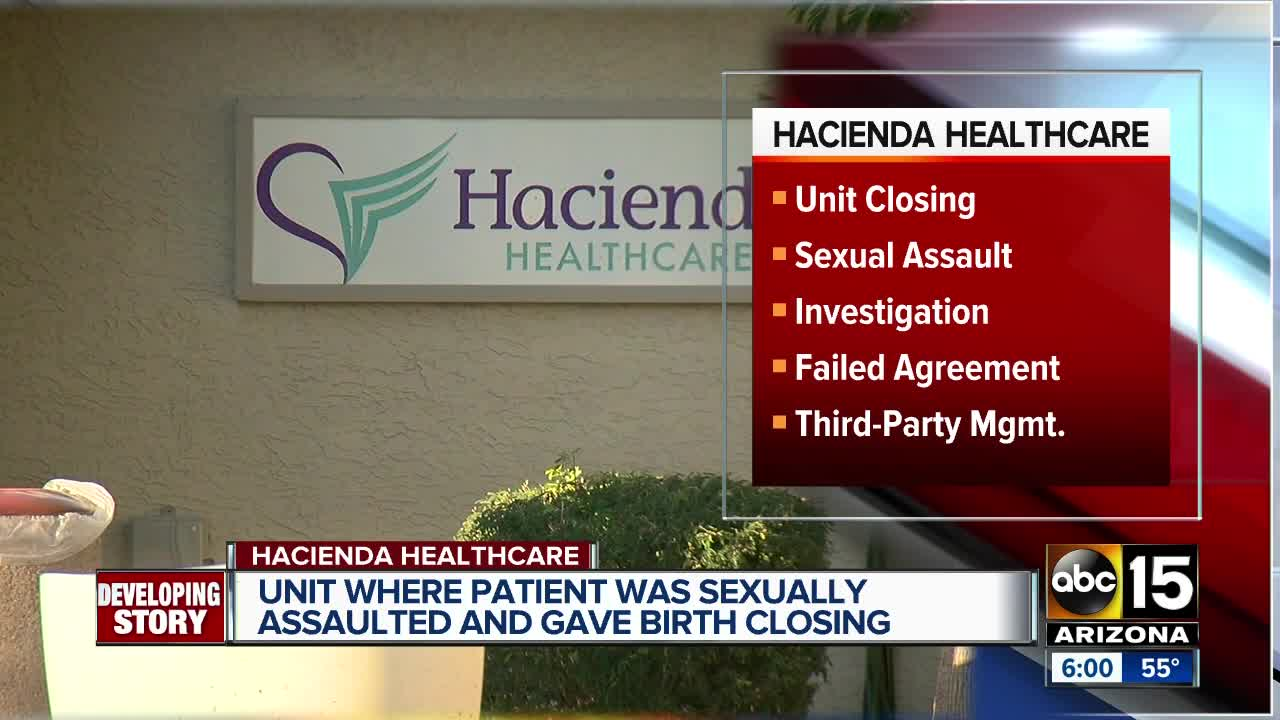 Arizona healthcare facility to shut down after disabled woman's rape