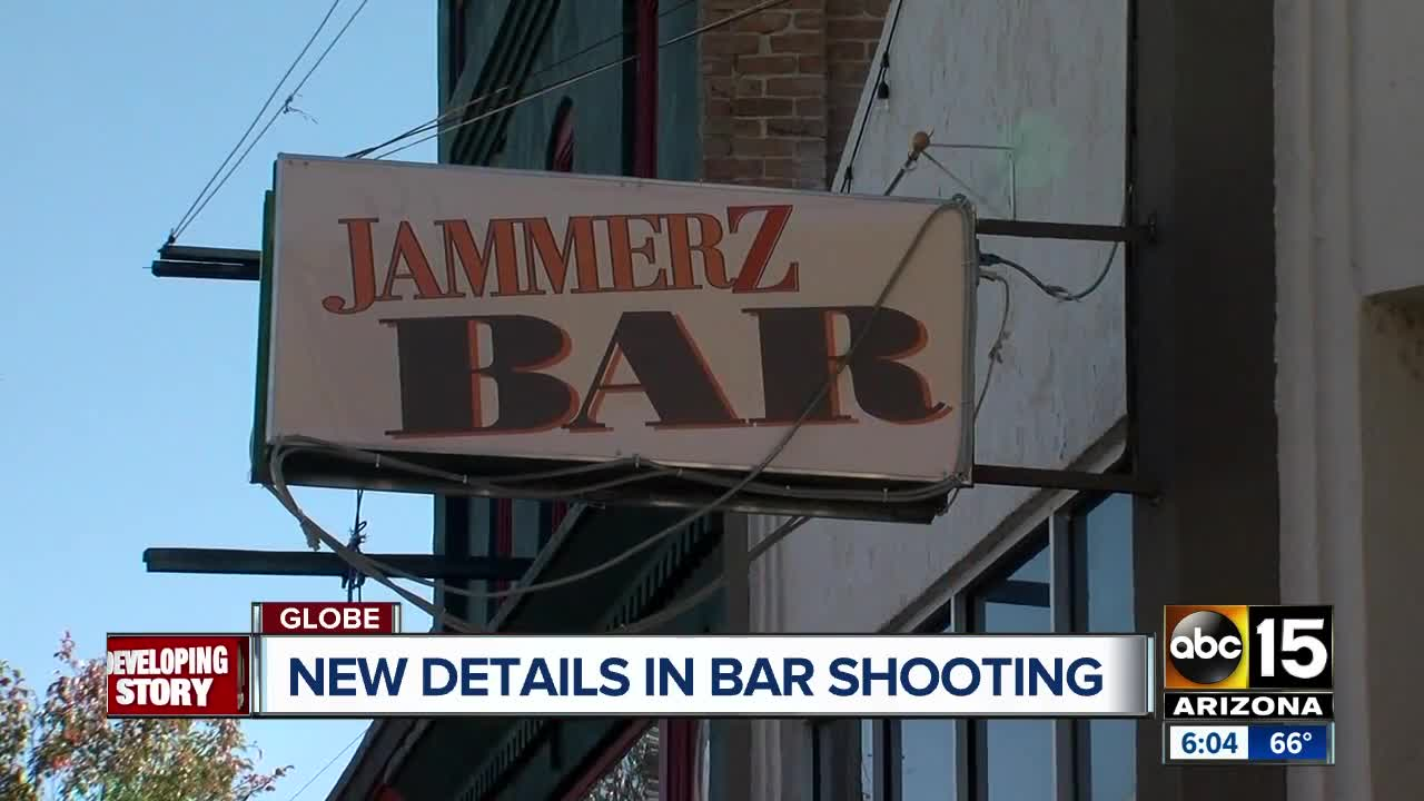Globe bar shooting: 4 shot, 3 dead at Jammerz