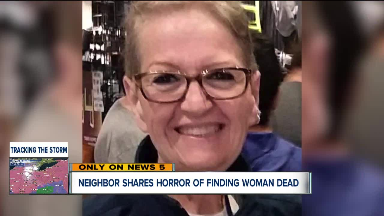 Woman who found Cleveland Clinic employee fatally shot is a