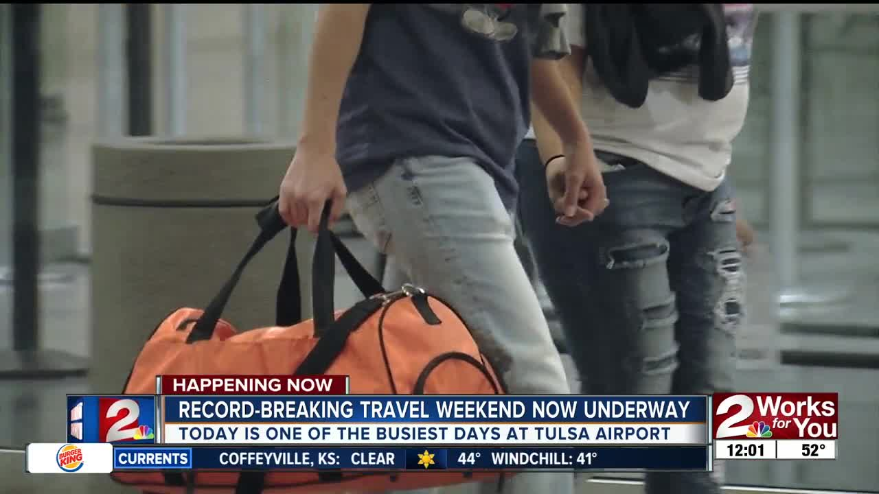 Busy Day Expected at LAX