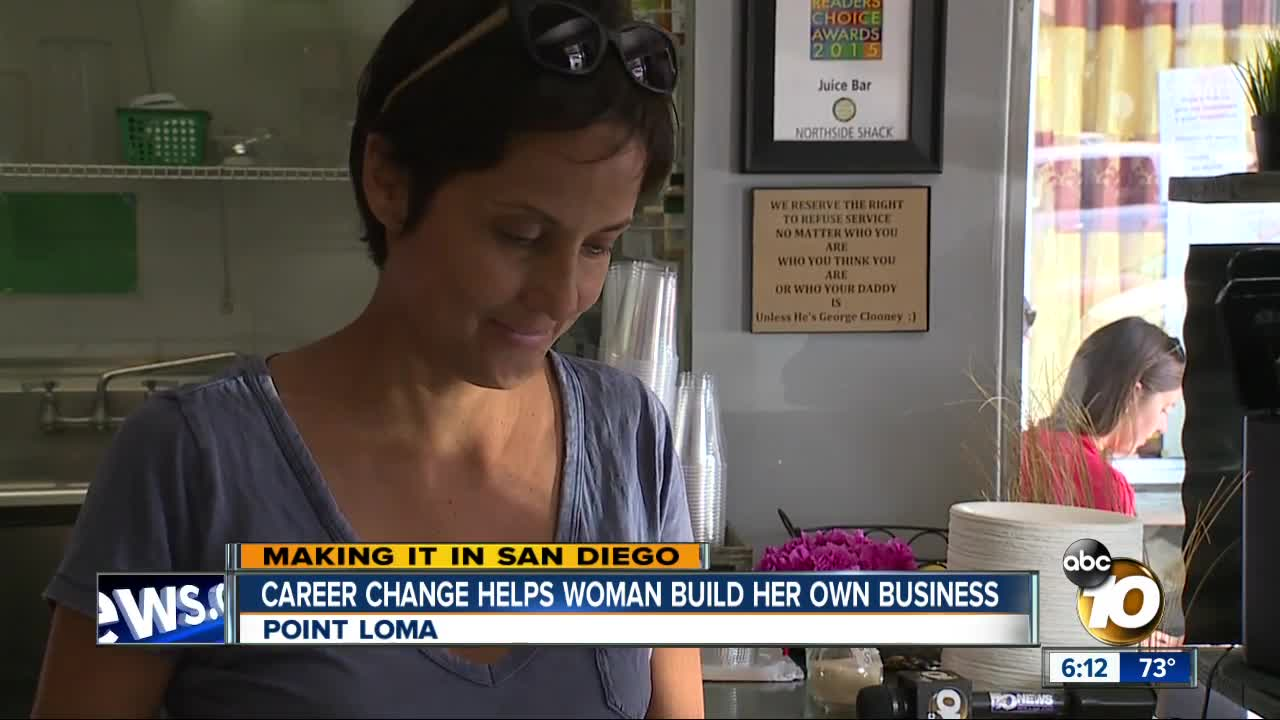 Making It In San Diego Single Mom Uses Free Training To Switch