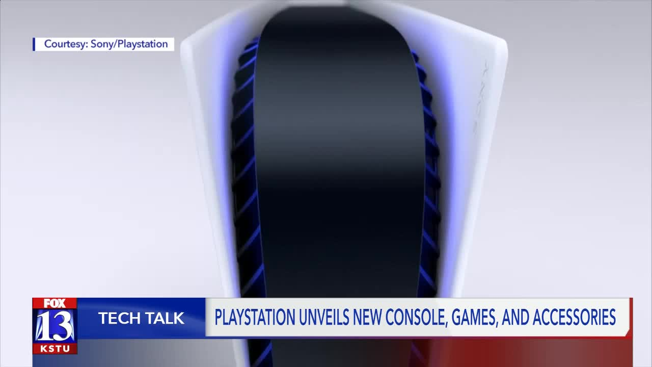 Sony Reveals Playstation 5 Several New Games And Accessories
