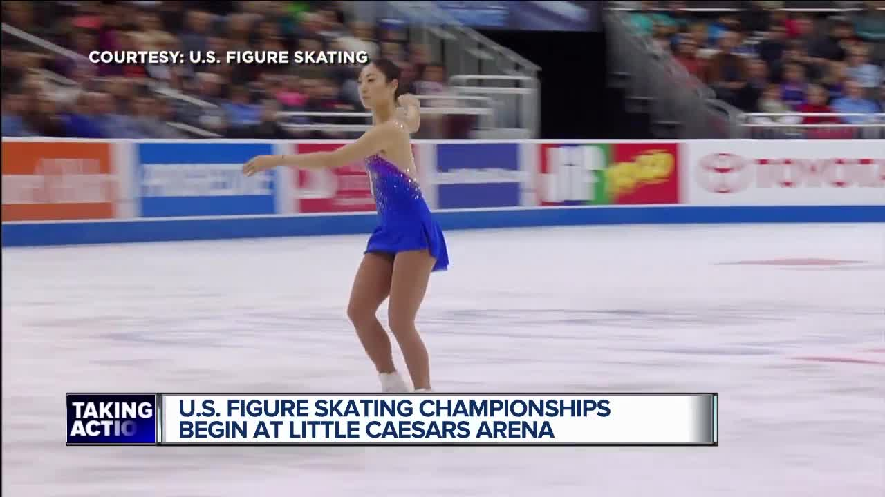 e4c229770c2 Everything you need to know about the U.S. Figure Skating Championships in  Detroit
