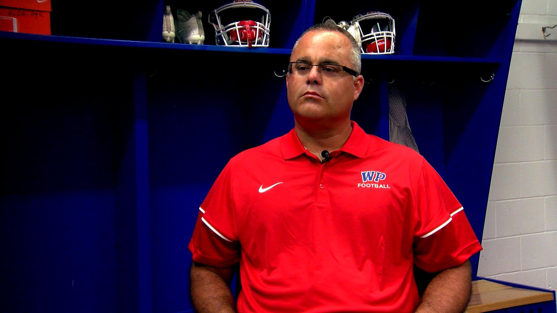 Coach Chris Daugherty