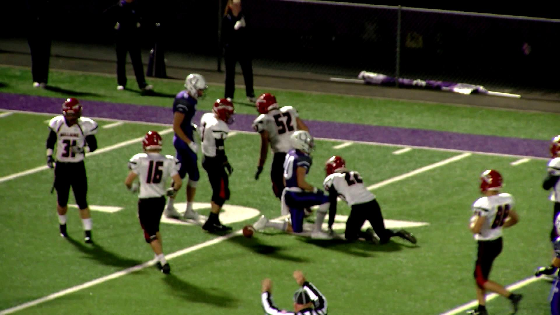 11.3.18 Highlights: Bellaire at Martins Ferry