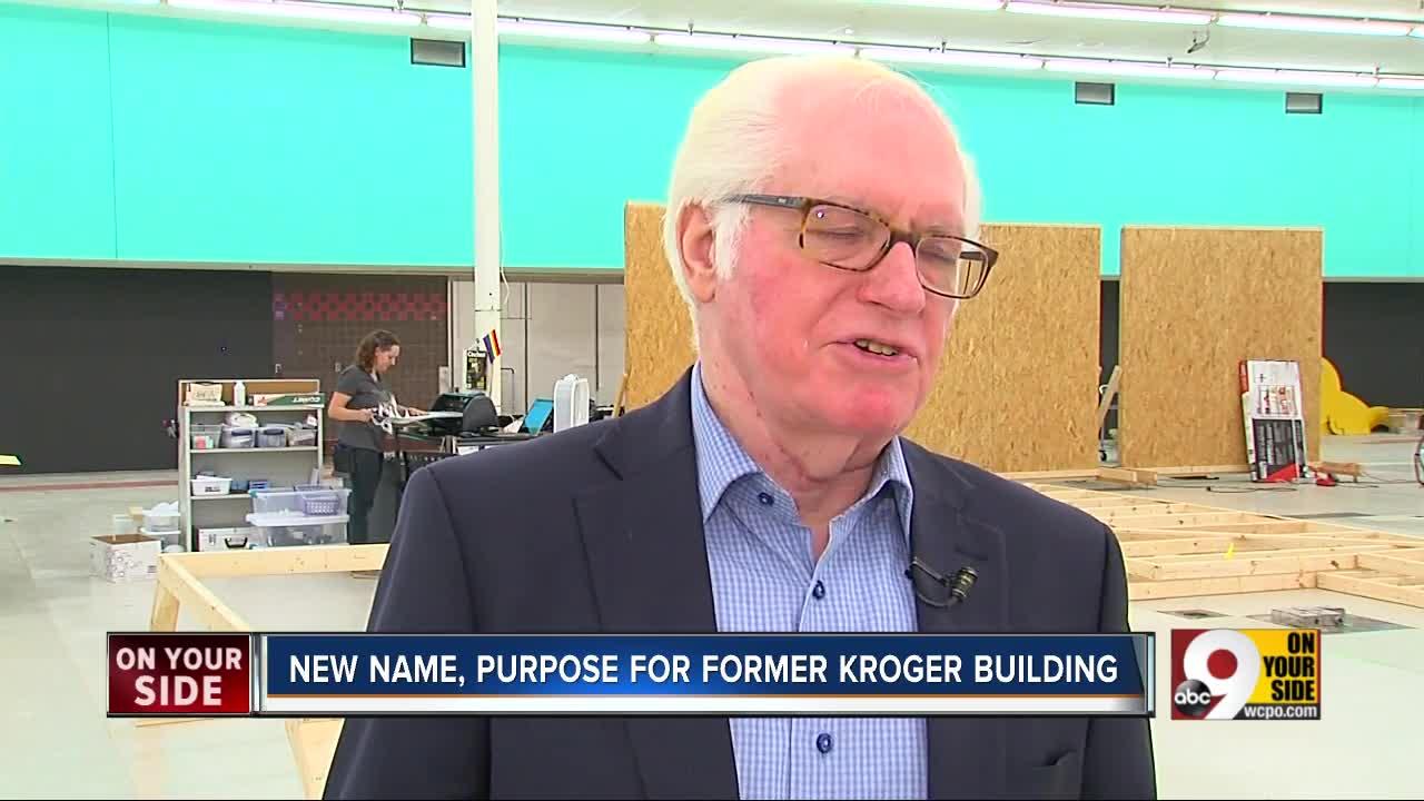 Old Walnut Hills Kroger building has a brand new tenant