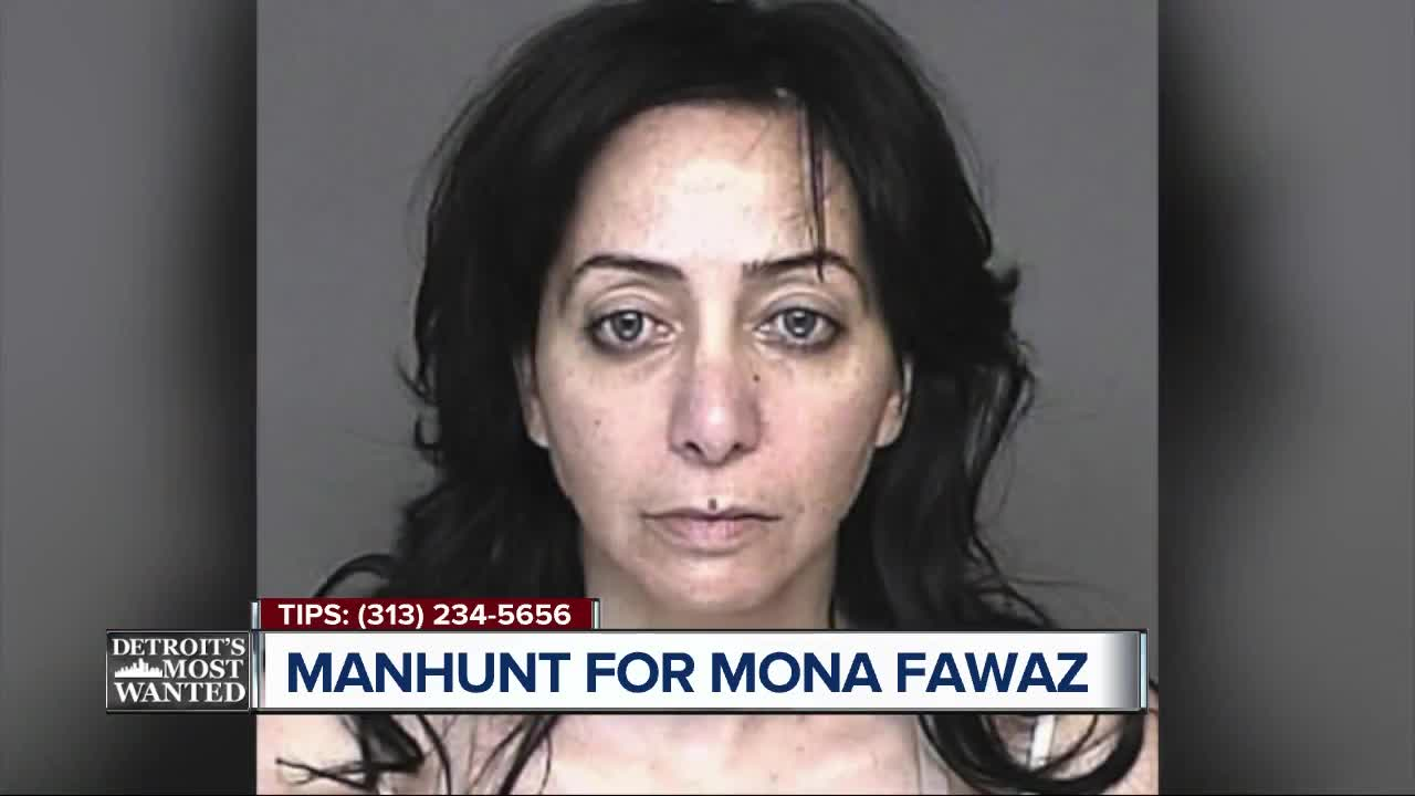 Detroit's Most Wanted: Mona Fawaz burns houses down for