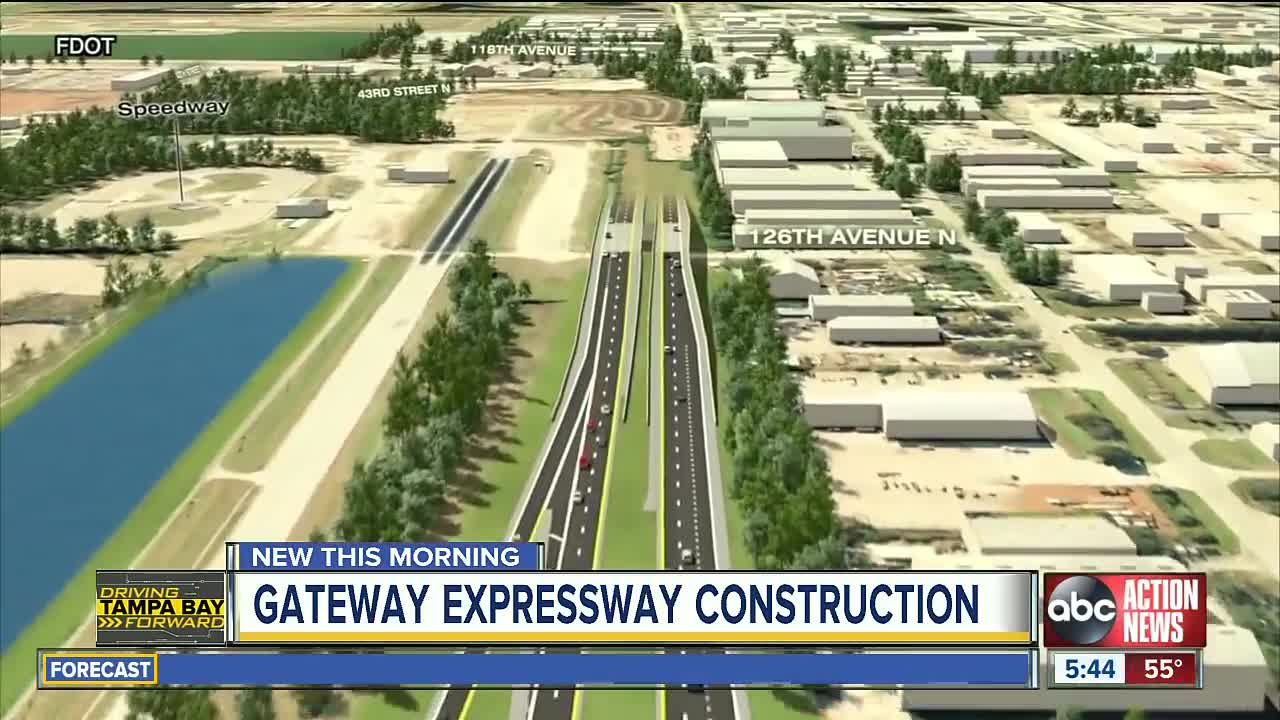 Road construction to continue across the Tampa Bay area with